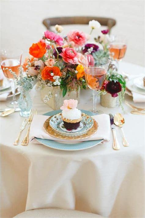 Tischgestaltung Hochzeit by Vintage Tischdeko Zur Hochzeit 100 Faszinierende Ideen
