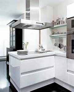modern small white kitchen kitchen and decor