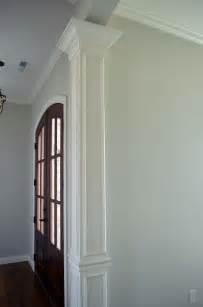 Interior Home Columns Columns Interior Custom Homes By Tompkins Construction
