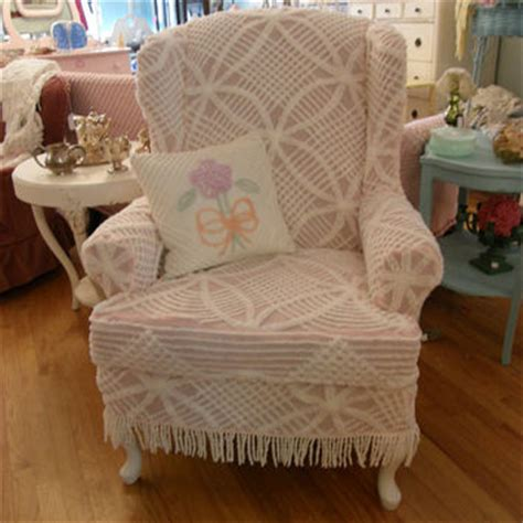 shabby chic slipcovers for wingback chairs best vintage wingback chair products on wanelo