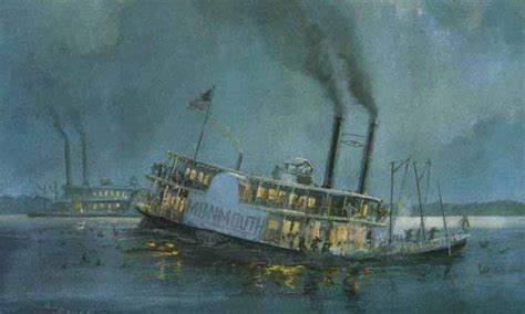 york river boat sinks what really caused the sinking of the monmouth and killing
