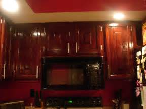Refinishing Wood Kitchen Cabinets Diy How To Refinish Refinishing Wood Kitchen Cabinets