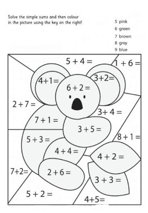 coloring book activities printable math coloring pages coloring me