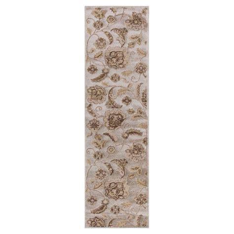 7 foot runner rug donny osmond home silver charisma 2 ft 2 in x 7 ft 11 in rug runner dot800222x711ru the