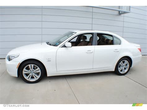 528i bmw 2010 alpine white 2010 bmw 5 series 528i xdrive sedan exterior