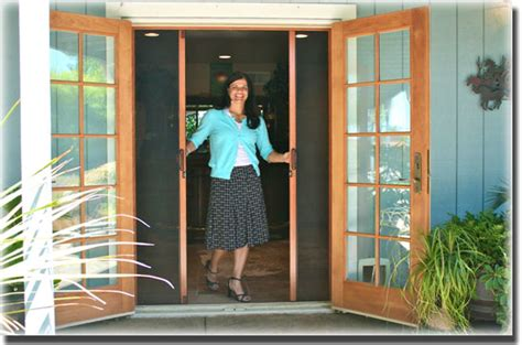 Outward Swinging Exterior Door Out Swing Doors Sacramento Ca A To Z Window Screens