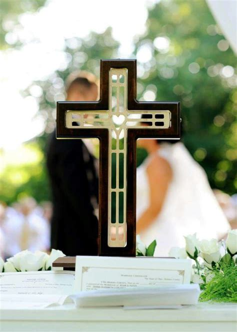 Wedding Ceremony Unity Cross unity cross wedding wedding planning a
