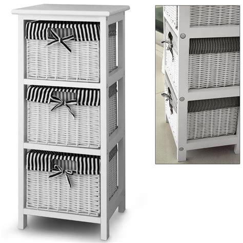 storage cabinet with baskets 3 drawer storage cabinet with 3 baskets shelf storage