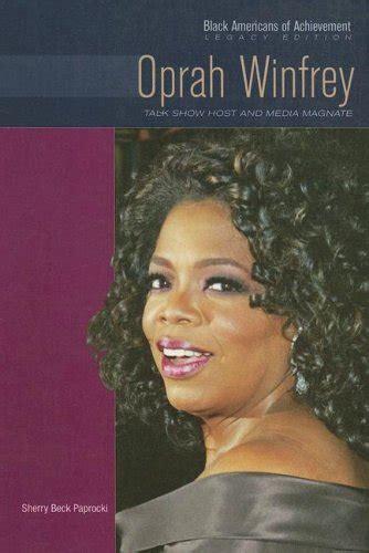 oprah winfrey biography in spanish magnate canada