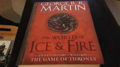 of thrones fringe firefly coffee table books