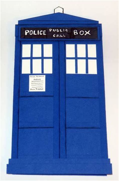 how to make a tardis card tardis card by clippergirl cards and paper crafts at