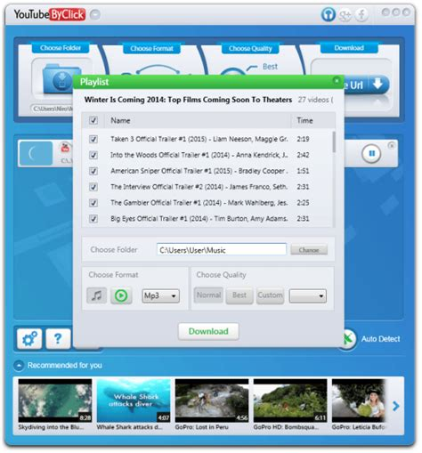 download youtube by click software download youtube by click 2 2 10 free download