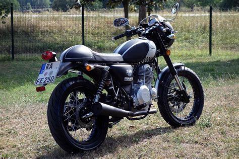 China Motorrad 125 Ccm by Mash Caf 233 Racer Retro Bike Aus China Motorrad News