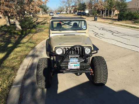 jeep yj rock crawler 1992 jeep wrangler yj custom rock crawler street legal