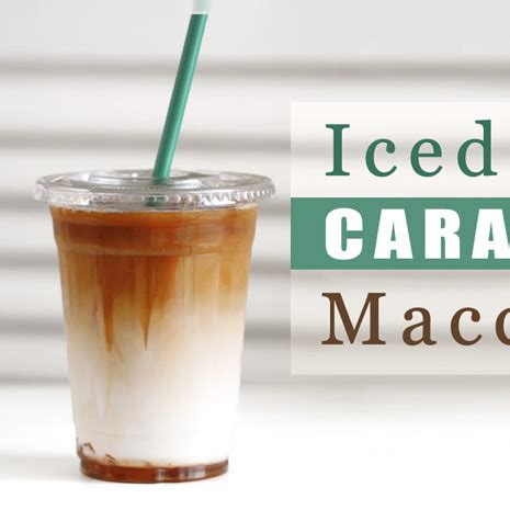 iced macchiato 1000 images about recipe drinks on pinterest smoothie