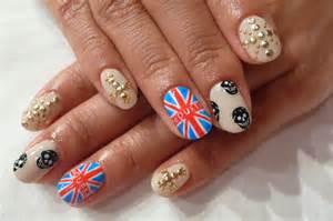 privileged fun nail art