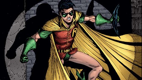 Dc Search By Name Robin 101 One Name Many Heroes Dc