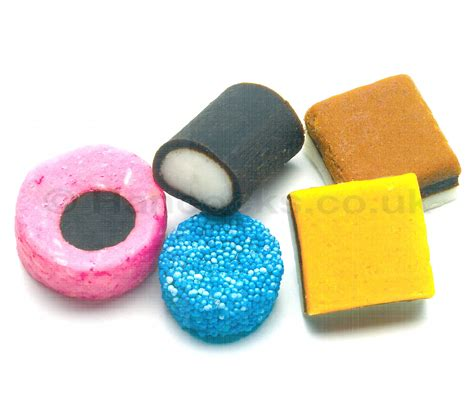Decorate Your Home Online by Kingsway Liquorice Allsorts 3kg Wholesale Hancocks