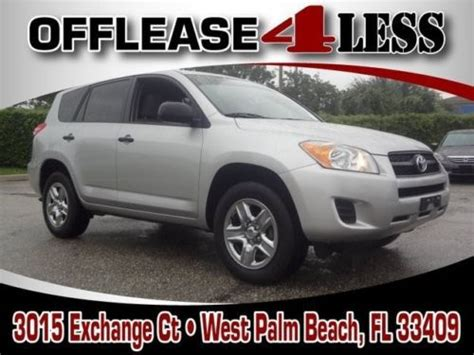 Toyota Buyback Purchase Used Toyota Rav4 Clean Carfax 1 Owner Carfax