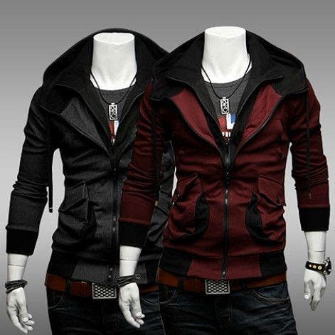 Hoodie Sweater Zipper Assasins Creed Cloth 4 assassin style hoodie jackets assassin hoodie and clothes