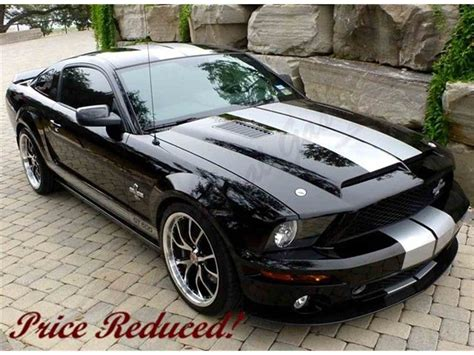 mustang gt500 for sale in 2007 ford mustang snake shelby gt500 for sale