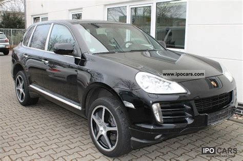 porsche truck 2008 2008 porsche cayenne tiptronic s facelift 20 car photo
