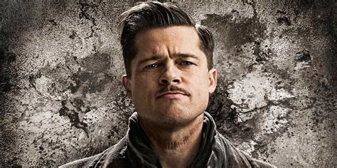 brad pitt inglorious bastard haircut haircut inspiration men s hairstyles trends tips and more