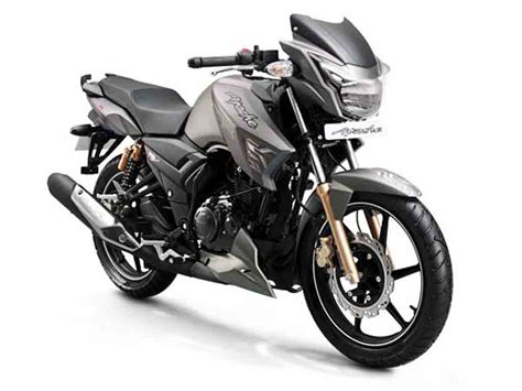 rtr apache new model tvs apache rtr 180 abs variant price specs review pics