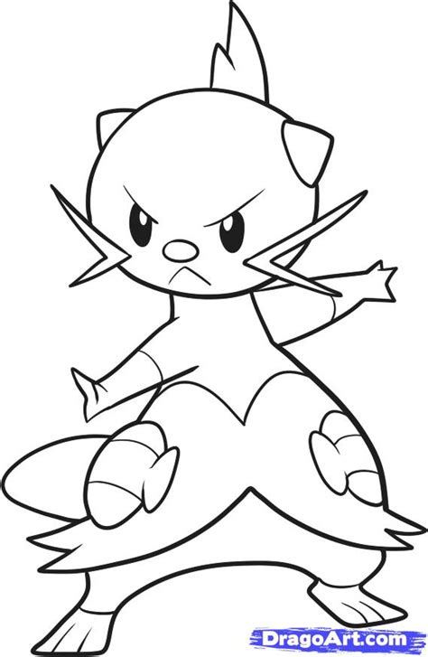 pokemon coloring pages pansage how to draw dewott pokemon step by step pokemon
