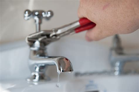 Replace Bathroom Faucet Washer