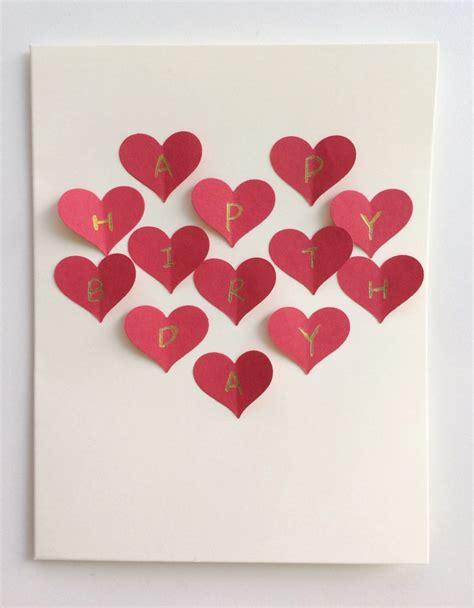 Handcrafted Hearts - handmade birthday cards www pixshark