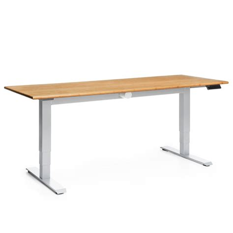Motorized Adjustable Height Desk by Ofm Hat 3072 Pln Motorized Height Adjustable Stand Up Desk
