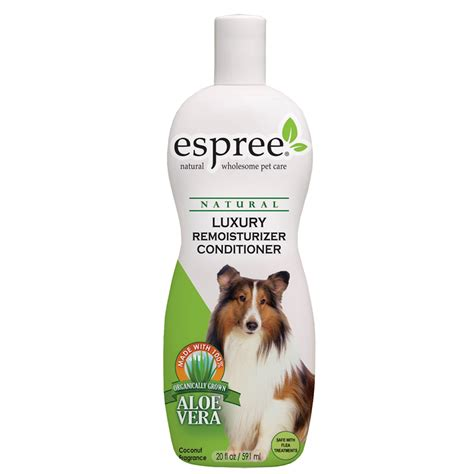 espree puppy shoo espree luxury remoisturizer and cat conditioner petco