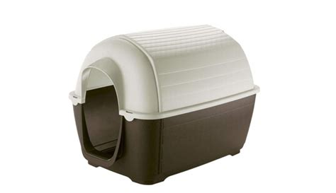 dog house flaps 40 off kennel plastic dog house with door flaps no 3