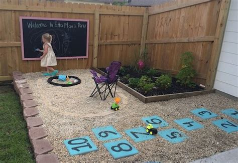 play area for kids in backyard 17 best images about детки on pinterest homemade outdoor