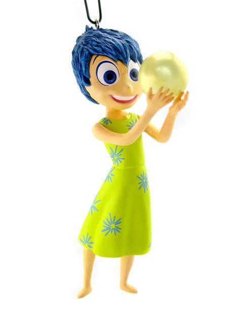 Dan The Pixar Fan Inside Out Joy Hallmark Keepsake Ornament