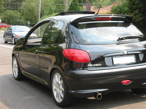 peugeot gti 206 the peugeot 206 gti page