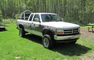1992 dodge dakota 4x4 extended cab v8 318 truck