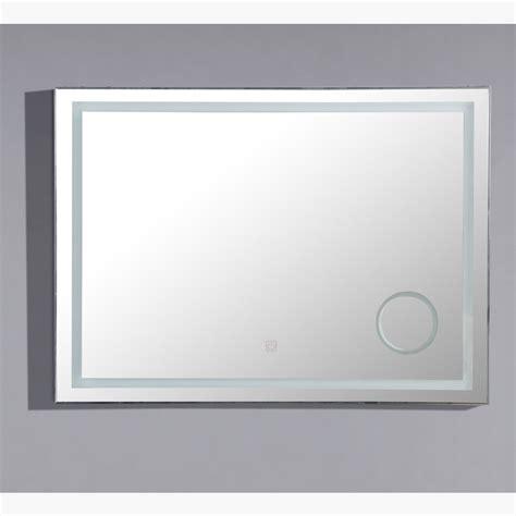馗lairage de cuisine miroir salle de bain led 120 cm miroir de salle de bain