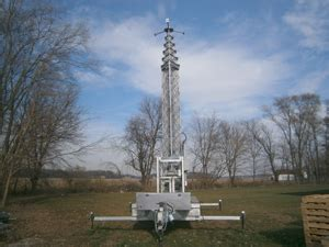 mobile antenna towers