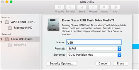 format file mac os how to format a drive with the apfs file system on macos