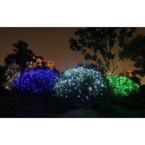 Garden Decoration Jakarta by Solar Powered Garden Decoration Light 100 Led Lu Hias