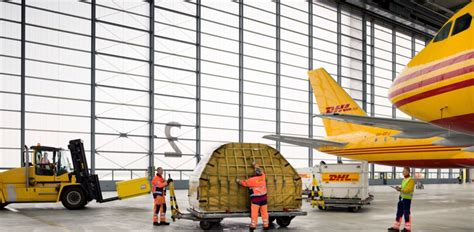 container load fcl freight dhl global forwarding india