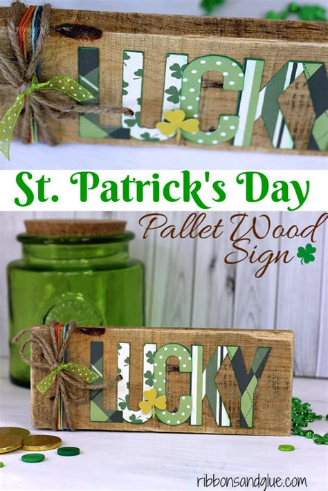 wooden st s day crafts st s day frames