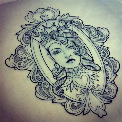 queen hat tattoo 1024 best images about draws tattoo flash on
