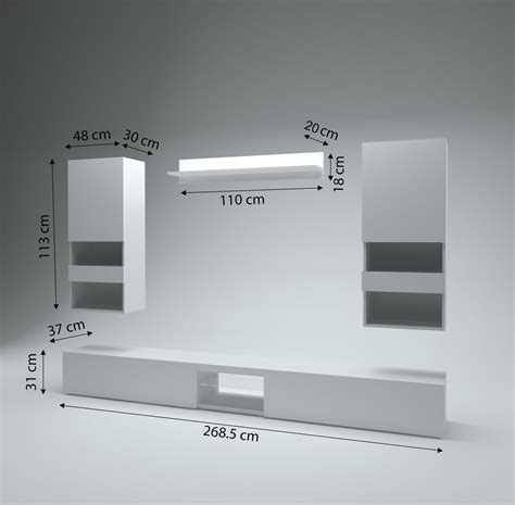 mobili trento soggiorno moderno trento mobile porta tv bianco elegante