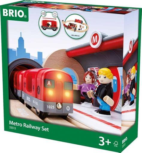 brio metro railway set brio toys metro railway set skroutz gr