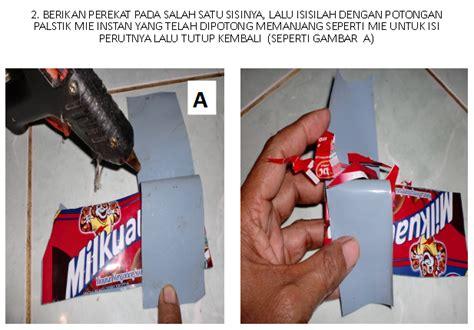 cara membuat gantungan kunci dari ekor tupai cara membuat alat peraga edukatif paud dari bahan bekas