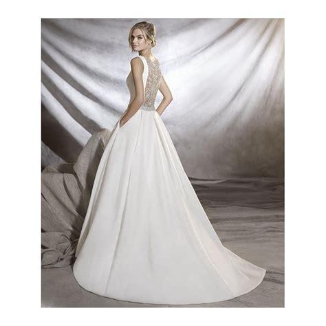 pronovias 2017 collection olmedo wedding dress