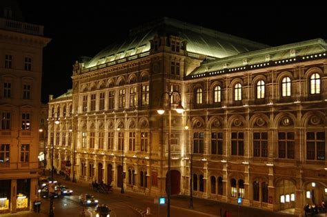 state opera house vienna vienna at night travel blog direction places to visit
